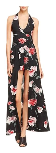 Preload https://img-static.tradesy.com/item/22108993/band-of-gypsies-black-floral-print-playsuit-mid-length-short-casual-dress-size-4-s-0-1-650-650.jpg