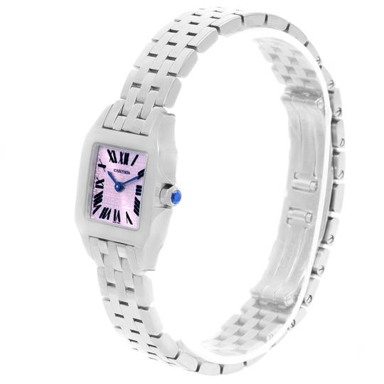 Cartier Cartier Santos Demoiselle Purple Dial Small Ladies Watch W2510002 Image 3