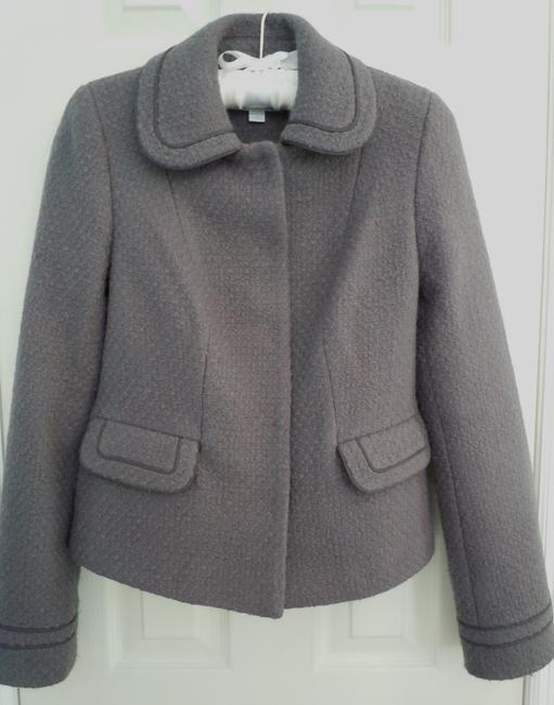 Boden Wool purple gray Jacket Image 2