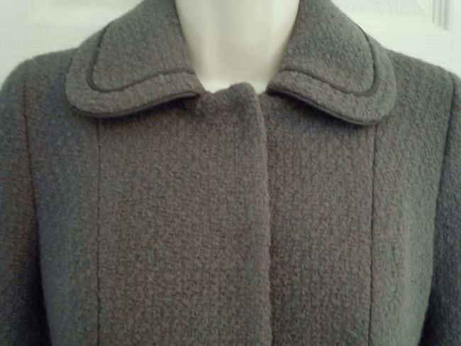 Boden Wool purple gray Jacket Image 5