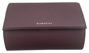 Givenchy OXBLOOD Clutch