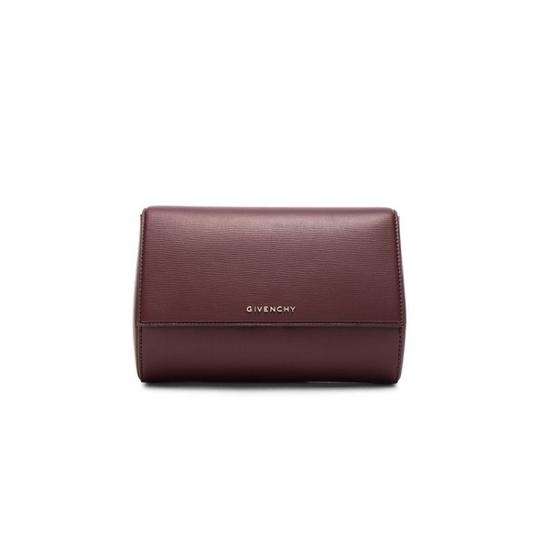 Givenchy OXBLOOD Clutch Image 1
