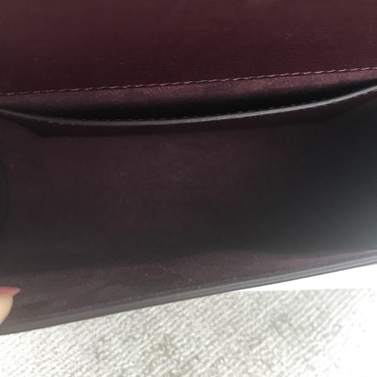 Givenchy OXBLOOD Clutch Image 5