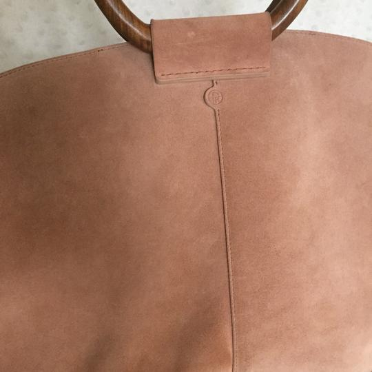 The Row Satchel in pink Image 2