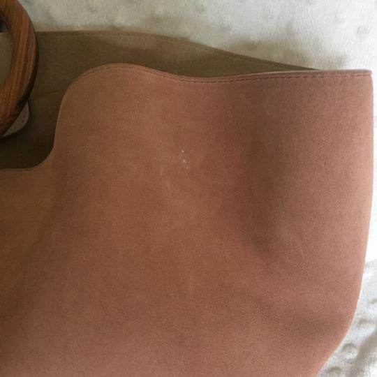 The Row Satchel in pink Image 7