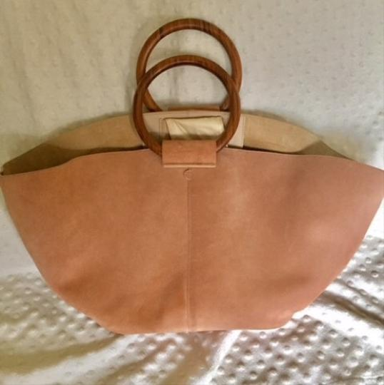 The Row Satchel in pink Image 10
