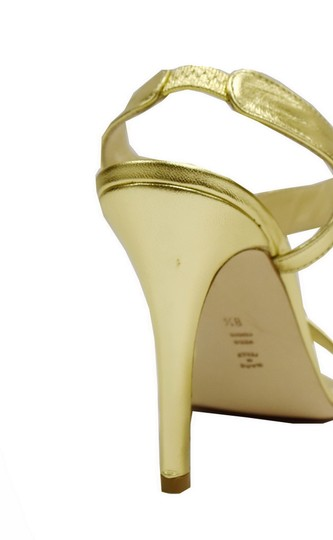 Butter Gold Sandals Image 1