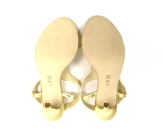 Butter Gold Sandals Image 4