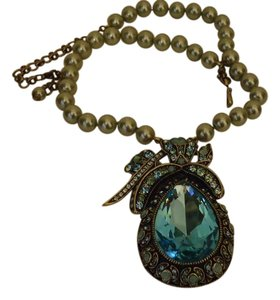 "Heidi Daus Heidi Daus ""Irresistible Impressions"" Drop Necklace"