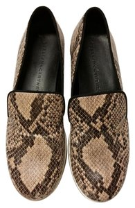 Stella McCartney Python Print Platforms
