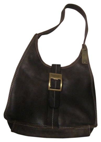 Preload https://item1.tradesy.com/images/kenneth-cole-reaction-dark-brown-leather-shoulder-bag-2211030-0-0.jpg?width=440&height=440