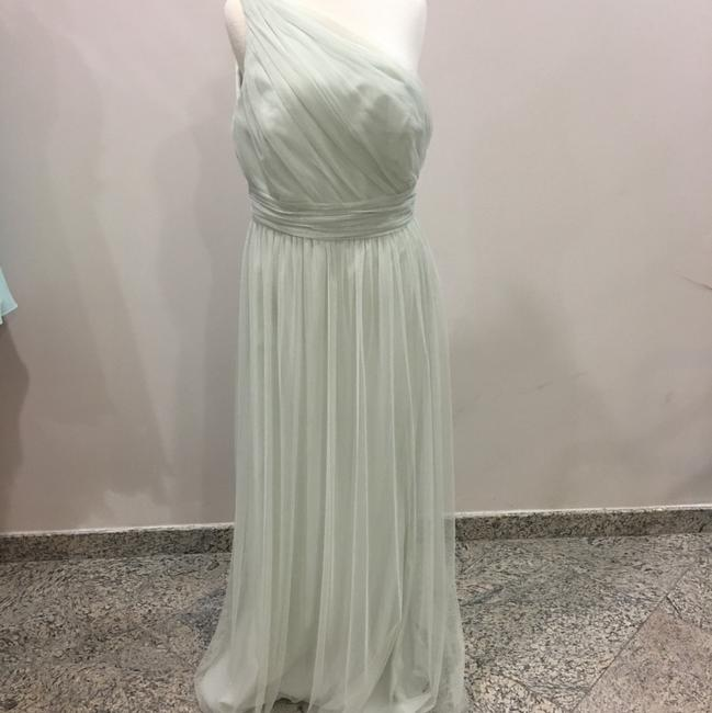 Item - Mint Tulle G948u 14 Formal Bridesmaid/Mob Dress Size 10 (M)
