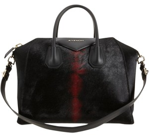 Givenchy Satchel in Black/Red