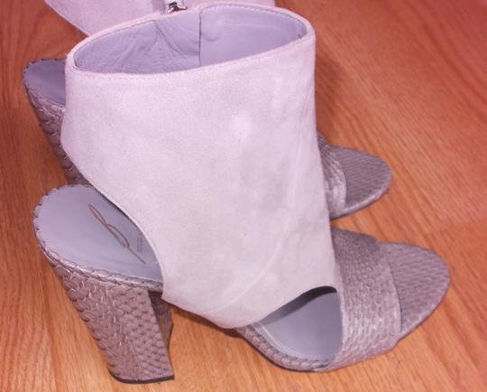 Brian Atwood Gray Sandals Image 8