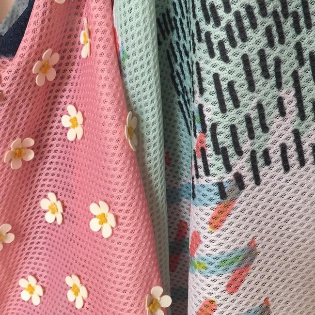 Anthropologie short dress multi colored on Tradesy Image 2