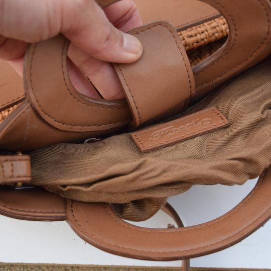 Fossil Satchel in tan Image 3