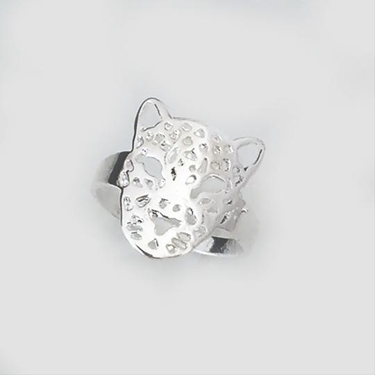 Other Laser Cut Leopard Ring