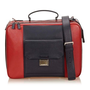 Miu Miu 7cmmbc001 Red Messenger Bag