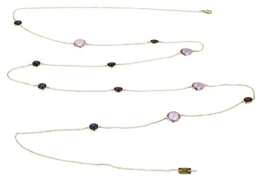Preload https://img-static.tradesy.com/item/22112298/ippolita-21347-rock-candy-iolite-amethyst-garnet-18k-gold-necklace-0-1-540-540.jpg