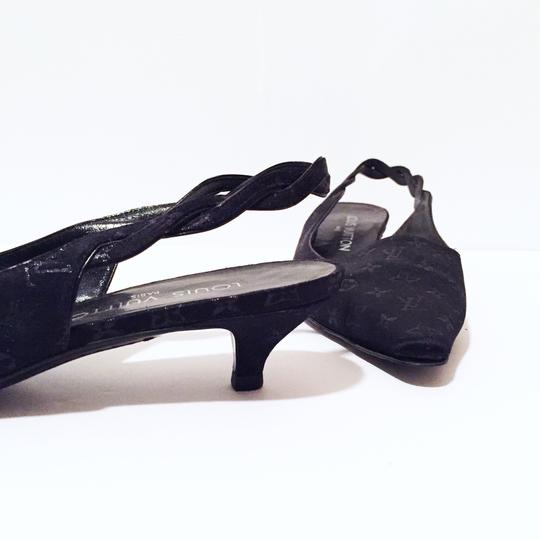 Louis Vuitton black Pumps Image 4