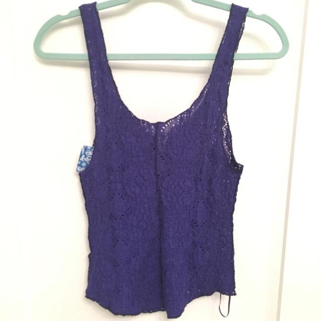 Free People Top electric blue Image 3