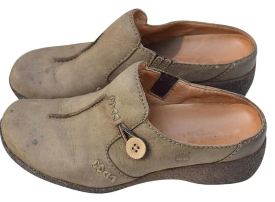 Timberland taupe Mules Image 0