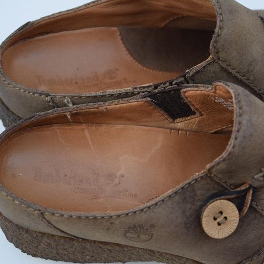 Timberland taupe Mules Image 3