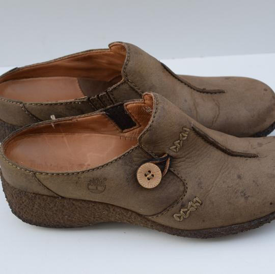 Timberland taupe Mules Image 6