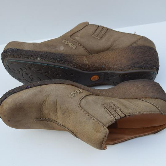 Timberland taupe Mules Image 8
