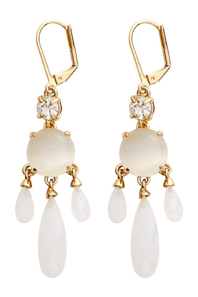 Kate Spade Crystal Chandelier Earrings