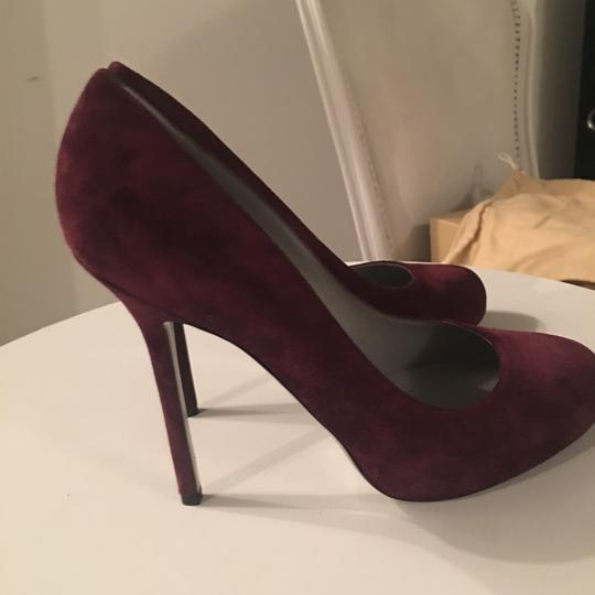 Sergio Rossi deep plum/burgundy (as picture) Pumps Image 10