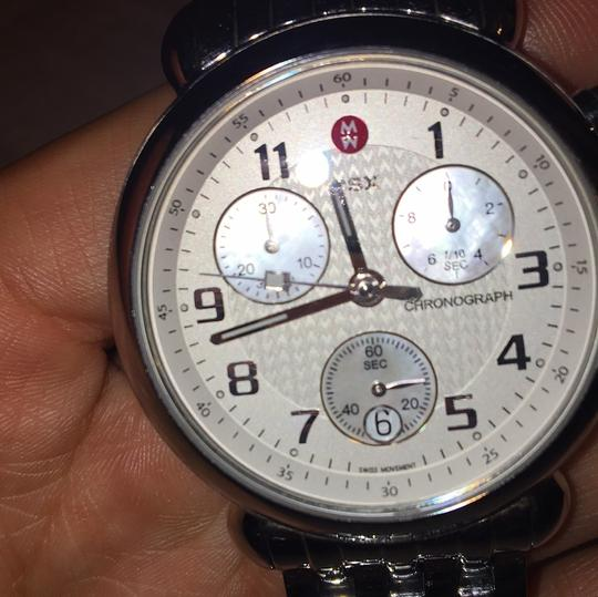 Michele Ladies CSX Stainless Steel 5 ATM Image 4