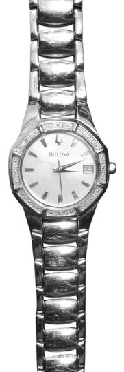 Bulova Bulova Women's 96R102 Diamond Accented Automatic Watch Image 0