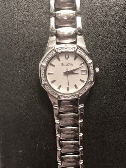 Bulova Bulova Women's 96R102 Diamond Accented Automatic Watch Image 2