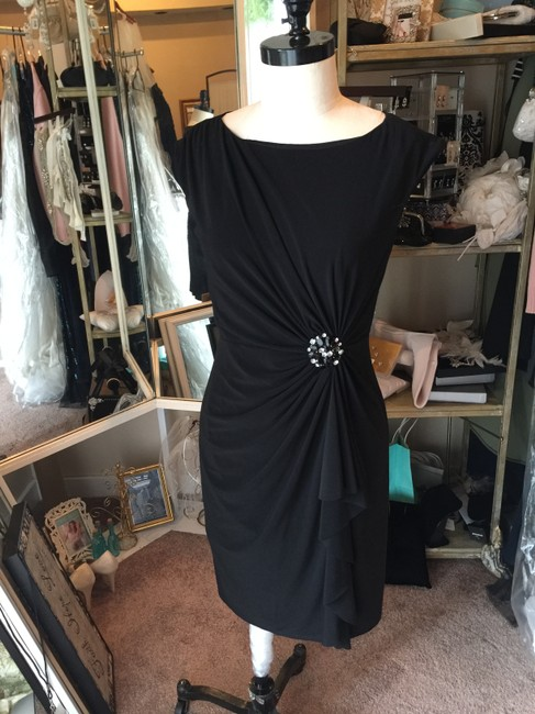 Jessica Howard Stretchy Size 6 Comfortable Dress Image 2