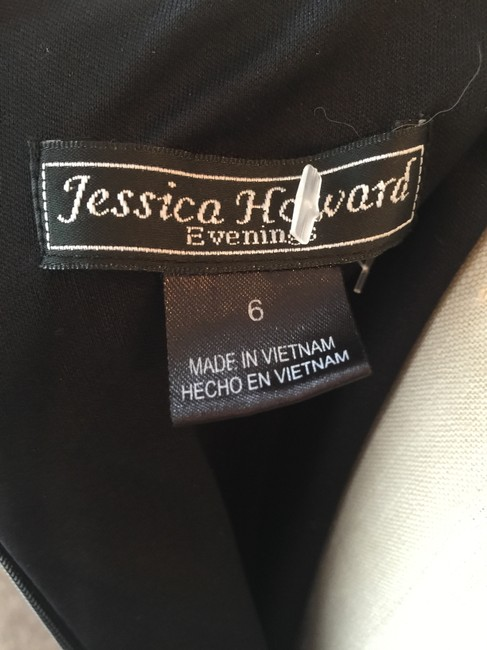 Jessica Howard Stretchy Size 6 Comfortable Dress Image 8