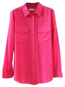 Equipment Button Down Shirt Cosmopolitan