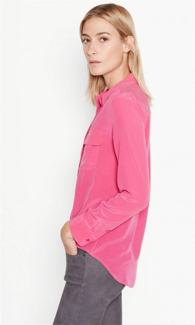 Equipment Button Down Shirt Cosmopolitan Image 3