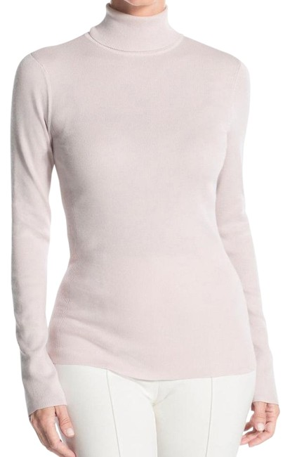 Preload https://img-static.tradesy.com/item/22112984/chico-s-turleneck-dusty-pink-soft-orchid-sweater-0-1-650-650.jpg