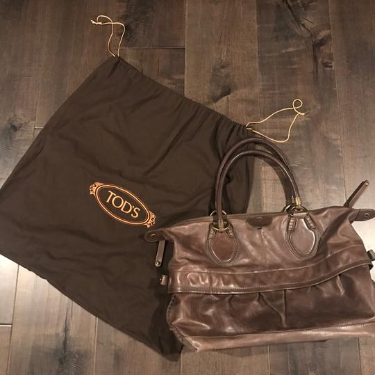 Tod's Tote in Brown Image 2