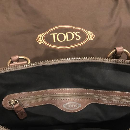 Tod's Tote in Brown Image 4