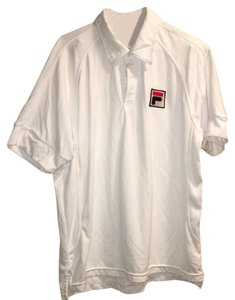 Fila T Shirt White