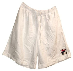 Fila Board Shorts White