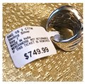 2 Carats .925 Sterling Silver 2 Carats set in Sterling Silver Image 5