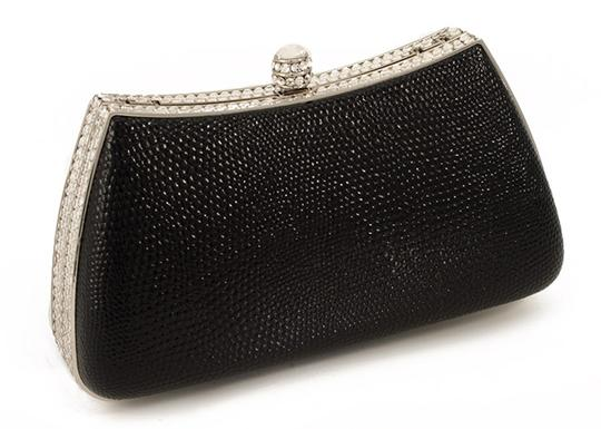madisonavemall Womens Bags Womens Accessories Black Clutch Image 1