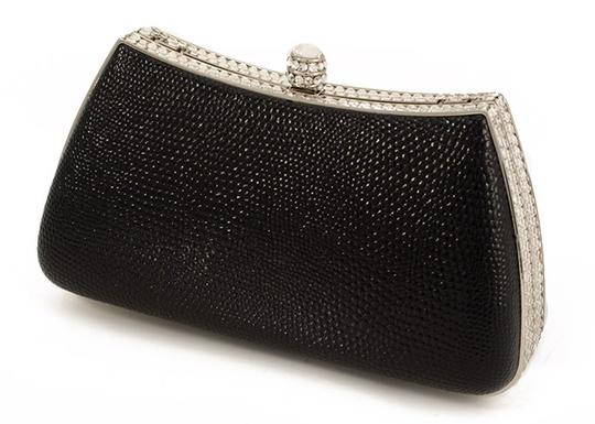 madisonavemall Womens Bags Womens Accessories Black Clutch Image 2