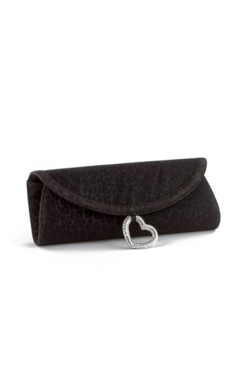 madisonavemall Womens Bags Womens Accessoreis Womens Accessories Black Clutch Image 2