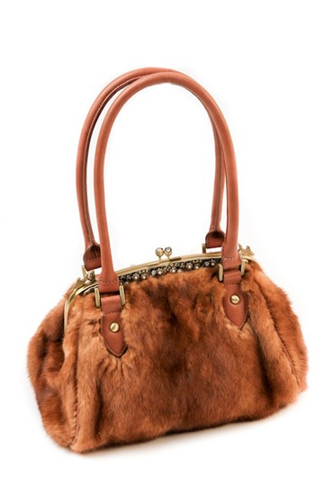 madisonavemall Womens Womens Accessories Womensmink Shoulder Bag Image 2