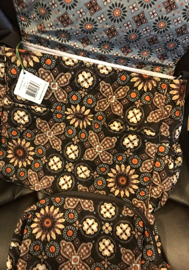 Vera Bradley Messenger With Shower Gift Mommy Canyon Diaper Bag