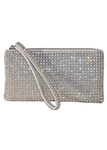 madisonavemall Womens Bags Womens Accesories White Clutch